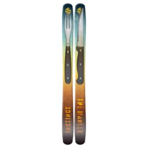 Instinctskis MANLEY: Park and Powder Ski