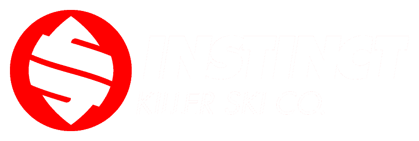 INSTINCT - Killer Ski Co. [Logo]